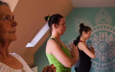 Klasszikus jógaórák kedden és csütörtökön