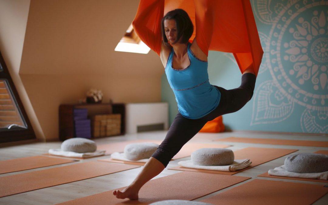 Januártól Aerial jóga kétféle változatban!