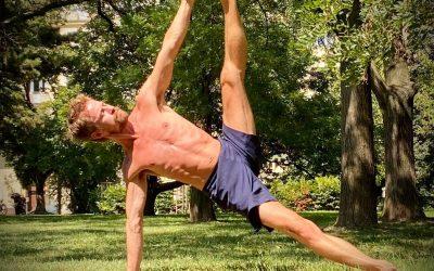 """""""A jóga szárnyakat ad!"""" folytatódik Lágler Krisztián 4 alkalmas workshop sorozata"""